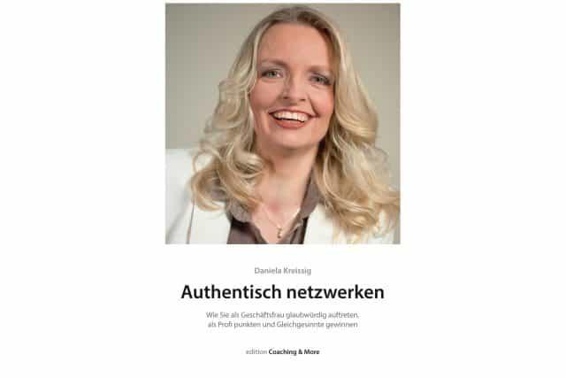 Buch Authentisch Netzwerken von Daniela Kreissig