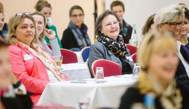 Unternehmerinnen Kongress